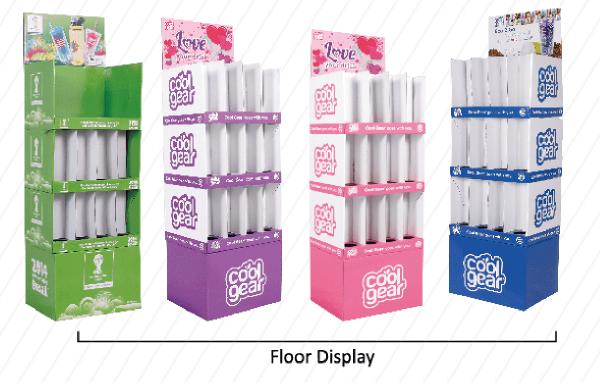 Freestanding Floor Standing Display